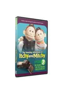 The Adventures of Itchy and Mitchy episode 2