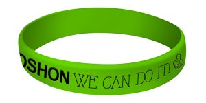 Shmiras Haloshon We Can Do It Bracelet