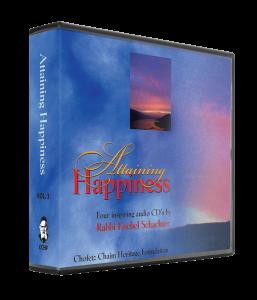 Attaining Happiness Vol. 3