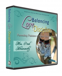 Balancing Love & Discipline Vol. 1