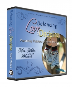 Balancing Love & Discipline Vol. 2