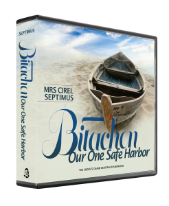 Bitachon our One Safe Harbor