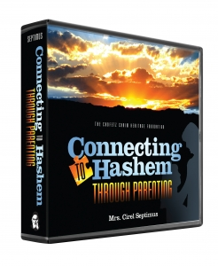 Connecting to Hashem through Parenting