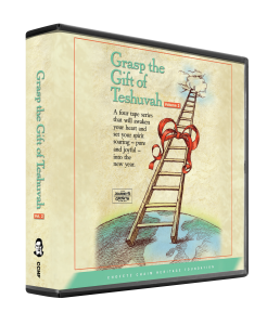 Grasp the Gift of Teshuvah vol. 2