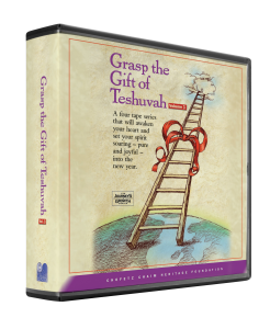 Grasp the Gift of Teshuvah vol. 4