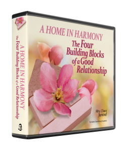 A Home in Harmony: The Four Building Blocks of a Good Relationship