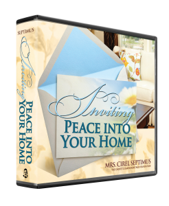 Inviting Peace into Your Home