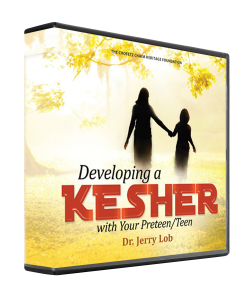 Developing a Kesher with Your Preteen/Teen