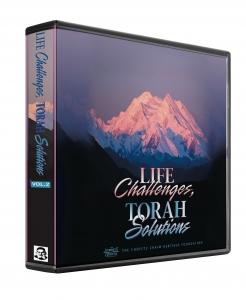 Life Challenges Torah Solutions vol. 1