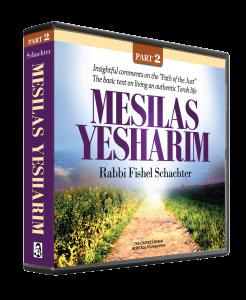 Mesilas Yesharim vol. 2