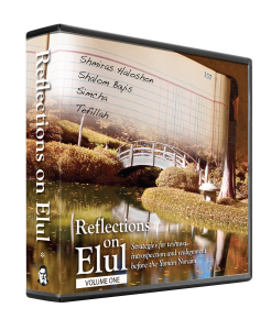 Reflections on Elul vol. 1
