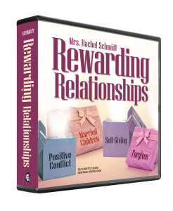Rewarding Relationships