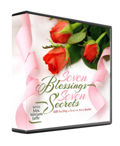 Seven Blessings Seven Secrets