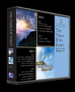 The Tisha B'Av Event series 5