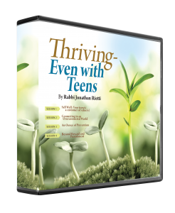 Thriving – Even with Teens