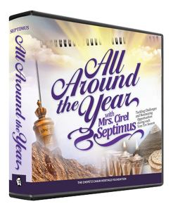 All Around the Year with Mrs. Cirel Septimus