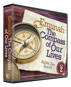 Emunah – The Compass of Our Lives vol. 2