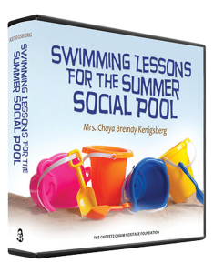 Swimming Lessons for the Summer Social Pool