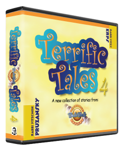 Terrific Tales vol. 4