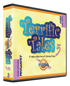 Terrific Tales vol. 5