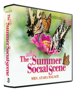 The Adult Summer Social Scene