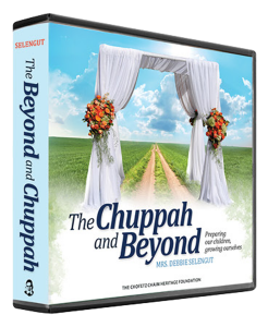 The Chuppah and Beyond